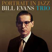 Bill Evans (Piano) (1929-1980): Portrait In Jazz (180g) (Limited-Edition) (Colored Vinyl), LP