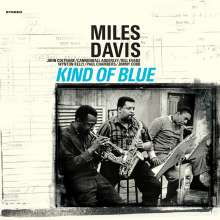 Miles Davis (1926-1991): Kind Of Blue (180g) (Limited-Edition) (Colored Vinyl), LP