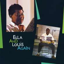 Louis Armstrong & Ella Fitzgerald: Ella & Louis Again (180g) (Limited Edition) (Green Vinyl), LP
