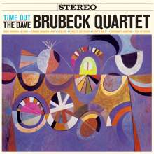 Dave Brubeck (1920-2012): Time Out (180g) (Limited-Edition) (Solid Orange Vinyl), LP