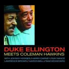 Duke Ellington (1899-1974): Meets Coleman Hawkins + 5 Bonus Tracks, CD