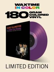 Duke Ellington & John Coltrane: Duke Ellington & John Coltrane (180g) (Limited-Edition) (Purple Vinyl), LP