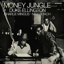 Duke Ellington, Charlie Mingus & Max Roach: Money Jungle (+ 4 Bonus Tracks) (180g) (Limited-Edition) (Translucent Purple Vinyl), LP