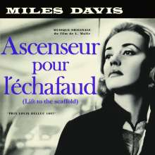Miles Davis (1926-1991): Ascenseur Pour L'Echafaud (180g) (Limited-Edition) (Colored Vinyl), LP