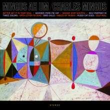 Charles Mingus (1922-1979): Mingus Ah Um (180g) (Limited-Edition) (Blue Vinyl), LP