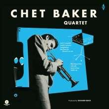 Chet Baker (1929-1988): Chet Baker Quartet (180g) (Limited-Edition), LP