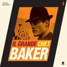 Chet Baker (1929-1988): Il Grande (180g) (Limited Edition), LP