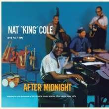 Nat King Cole (1919-1965): After Midnight (180g) (Limited-Edition) (Blue Vinyl) +2 Bonustracks, LP