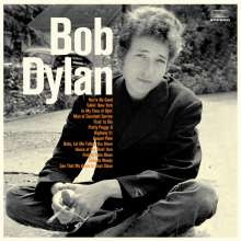 Bob Dylan: Debut Album (180g) (Limited-Edition) (Translucent Purple Vinyl), LP