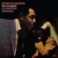 Duke Ellington (1899-1974): The Complete Ellington Indigos (Poll Winners-Edition), CD