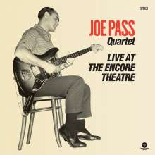 Joe Pass (1929-1994): Live At The Encore Theatre (180g) (Limited-Edition), LP