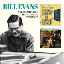 Bill Evans (Piano) (1929-1980): The Complete Jerry Wald Sessions, CD