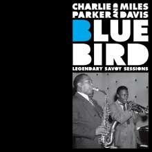 Miles Davis & Charlie Parker: Bluebird: Legendary Savoy Sessions, CD