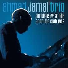 Ahmad Jamal (geb. 1930): Complete Live At The Spotlite Club 1958, 2 CDs