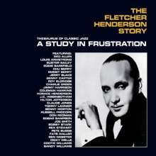 Fletcher Henderson (1897-1952): The Fletcher Henderson Story: A Study In Frustration, 3 CDs