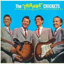 Buddy Holly: The Chirping Crickets (180g) (Limited-Edition) (Colored Vinyl), LP