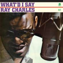 Ray Charles: What I'd Say, LP