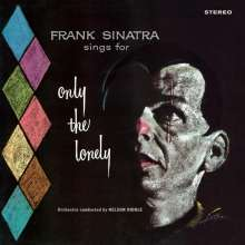 Frank Sinatra (1915-1998): Only The Lonely (180g) (Limited-Edition) (Colored Vinyl), LP