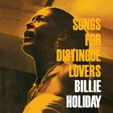 Billie Holiday (1915-1959): Songs For Distingue Lovers (180g) (Limited Edition) (Red Vinyl), LP