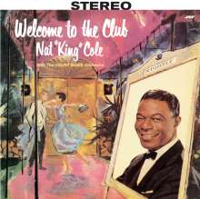 Nat King Cole (1919-1965): Welcome To The Club (With The Count Basie Orchestra) (remastered) (180g) (Limited-Edition) (+1 Bonus Track), LP