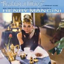 Henry Mancini (1924-1994): Filmmusik: Breakfast At Tiffany's (O.S.T.) (180g) (Limited Edition) (Blue Vinyl) (+1 Bonustrack), LP