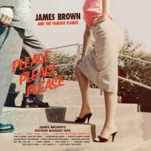 James Brown: Please, Please, Please (180g) (Limited-Edition) (Red Vinyl) (+1 Bonustrack), LP