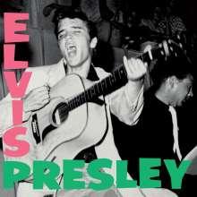Elvis Presley (1935-1977): Debut Album (180g) (Limited-Edition) (Green Vinyl) (+4 Bonustracks), LP