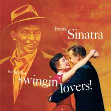 Frank Sinatra (1915-1998): Songs For Swingin' Lovers! (180g) (Limited-Edition) (Orange Vinyl) (+1 Bonustrack), LP