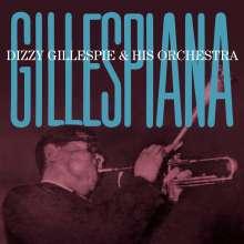 Dizzy Gillespie (1917-1993): Gillespiana +4, CD