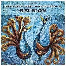 Gerry Mulligan & Chet Baker: Reunion (remastered) (180g) (Limited Edition) (+2 Bonustracks), LP