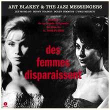 Art Blakey (1919-1990): Des Femmes Disparaissent (remastered) (180g) (Limited-Edition), LP