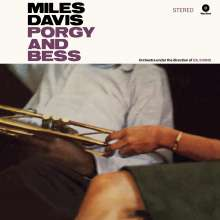 Miles Davis (1926-1991): Porgy And Bess (180g) (remastered) (Limited-Edition), LP