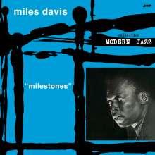 Miles Davis (1926-1991): Milestones (remastered) (180g) (Limited-Edition), LP