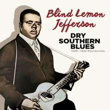 """Blind"" Lemon Jefferson: Dry Southern Blues: 1925 - 1929 Recordings, 2 CDs"