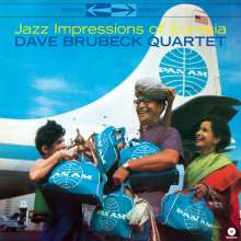 Dave Brubeck (1920-2012): Jazz Impressions Of Eurasia (remastered) (180g) (Limited-Edition) (+1 Bonustrack), LP