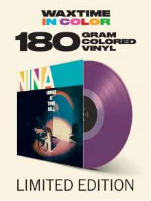 Nina Simone (1933-2003): At Town Hall (180g) (Limited-Edition) (Purple Vinyl), LP
