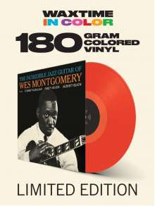 Wes Montgomery (1925-1968): The Incredible Jazz Guitar Of Wes (180g) (Limited-Edition) (Red Vinyl), LP