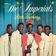 Little Anthony & The Imperials: We Are The Imperials + 5 Bonus Tracks (180g) (Limited-Edition), LP