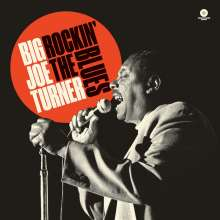 Big Joe Turner (1911-1985): Rockin' The Blues (180g) (Limited-Edition) +2 Bonus Tracks, LP
