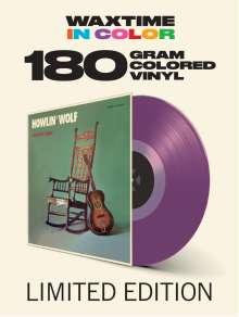Howlin' Wolf: Rockin' Chair (180g) (Limited-Edition) (Translucent Purple Vinyl), LP