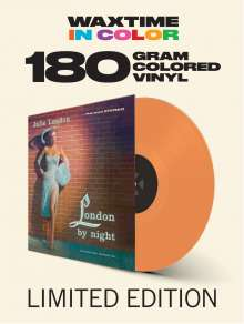 Julie London: London By Night (180g) (Limited-Edition) (Orange Vinyl), LP