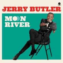 Jerry Butler: Moon River (+3 Bonustracks) (180g) (Limited Edition), LP