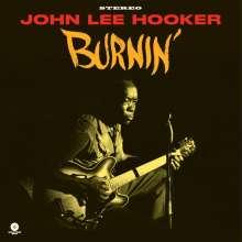 John Lee Hooker: Burnin' (180g) (Limited Edition) (+Bonustrack), LP