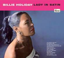 Billie Holiday (1915-1959): Lady In Satin (Stereo), CD
