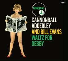Julian 'Cannonball' Adderley & Bill Evans: Waltz For Debby (Stereo), CD