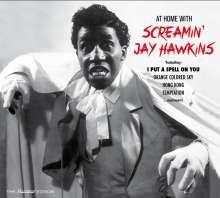 Screamin' Jay Hawkins: At Home With...+ 15 Bonus Tracks, CD