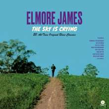 Elmore James: The Sky Is Crying (180g) (Limited-Edition), LP