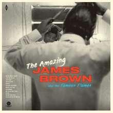 James Brown: The Amazing James Brown (180g) (Limited Edition) +4 Bonus Tracks, LP