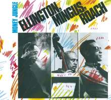 Duke Ellington, Charlie Mingus & Max Roach: Money Jungle (+ 7 Bonus Tracks), CD