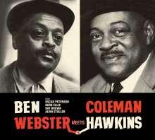 Coleman Hawkins & Ben Webster: Ben Webster Meets Coleman Hawkins (+Bonus Tracks) (Limited-Edition), CD